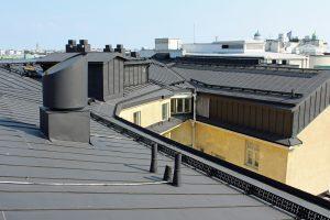 kattohuolto Helsinki